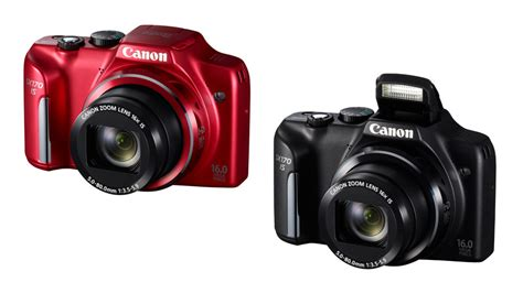 Kamera Canon Powershot Sx170 Is canon powershot sx170 is digitalkamera mit superzoom