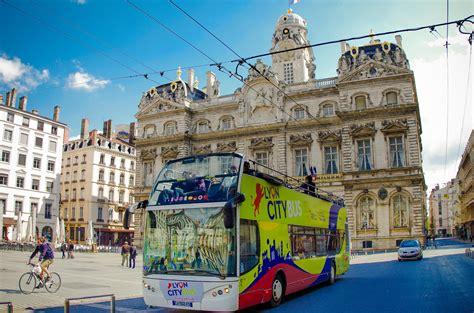 De City lyon city lyon open tour
