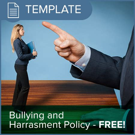 bullying and harassment policy template bullying and harassment policy osgo the podiatry