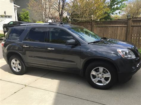 pictures of a gmc acadia 2012 gmc acadia pictures cargurus