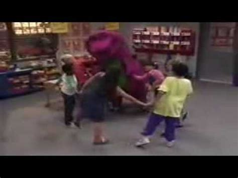 barney the backyard show original version barney goes to school quot the goodbye song quot and i love you