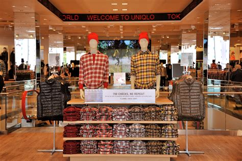 Garden State Plaza Japanese Store Uniqlo Garden State Plaza Opens Todayessential Homme Magazine