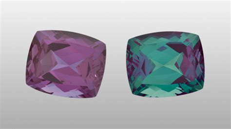 color changing stones an introduction to synthetic gem materials