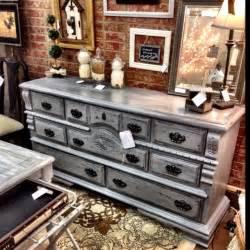 dark gray bedroom dresser dark gray distressed glazed dresser my booth creations