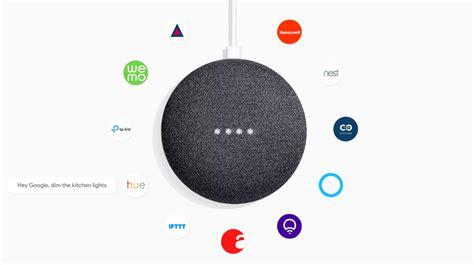 google home automation lights google home mini smart home controls techwelike