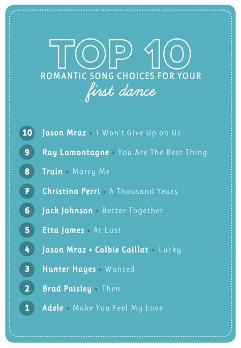 top slow dance songs of 2014 bsb s most popular posts of 2014 the budget savvy bride