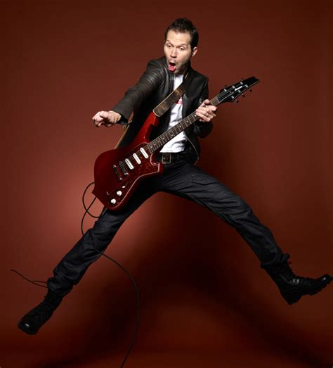 Baju Gitaris Paul Gilbert Mr Big gitaris tercepat grahantoro