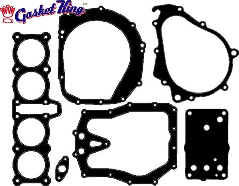 Suzuki Gasket Suzuki Gs550 Models E Es And L Gasket Kit 1983