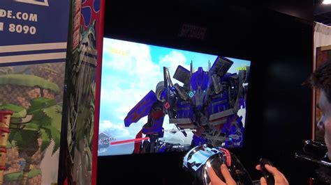 Rising Shadows transformers shadows rising arcade by sega appearing