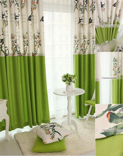 lime green floral curtains lime green drapes curtains custom curtains and drapes
