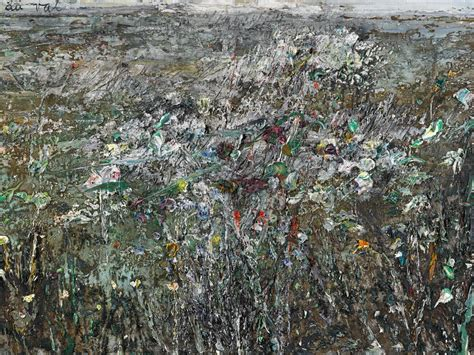 anselm kiefer gewitter der wall international