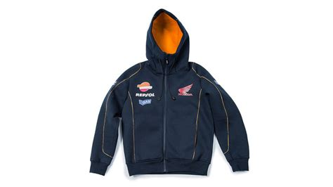 Jaket Zipper Hoddie Sweater Honda Pcx 150 racing clothing owners motorcycles honda