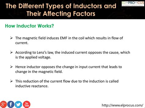 does inductor store energy how does an inductor in a circuit store energy 28 images magnetic flux chapter 6 capacitors