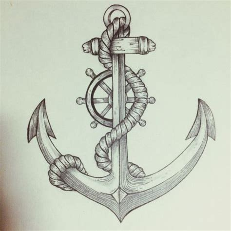 tattoo design anchor top 15 anchor tattoo designs and meanings styles at life