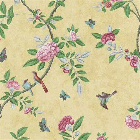 chinoiserie wallpaper graham brown imperial yellow chinoiserie wallpaper 50