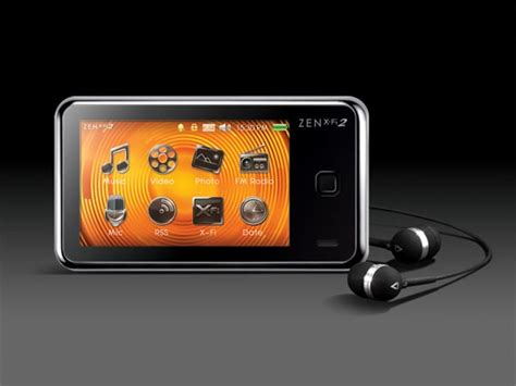 Creative Zen X Fi2
