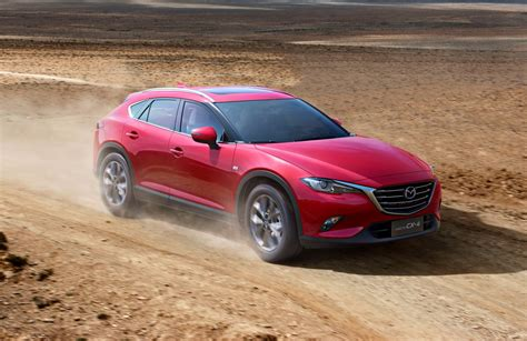 mazda crossover mazda s cx 4 coupe crossover not headed to europe