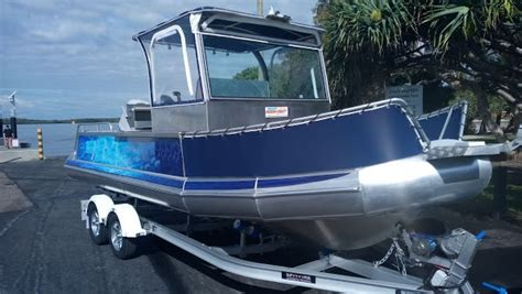 ocean cylinder boats ocean craft all aluminium inflatable style cylinder craft