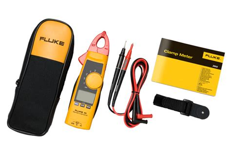 Fluke 365 True Rms Acdc Cl Meter fluke 365 true rms ac dc cl meter with detachable jaw