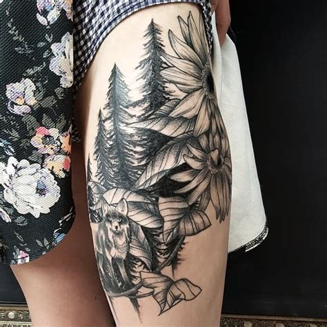 tattoo pictures of nature 20 beautiful nature tattoos