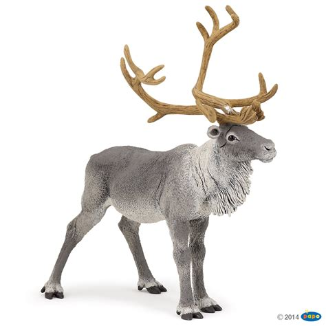 figurine reindeer figurines wild animal kingdom