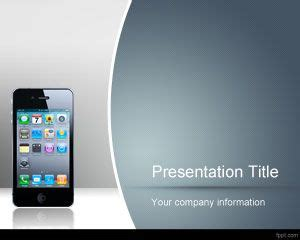 Free Iphone Wireframe Powerpoint Template Iphone Presentation Template