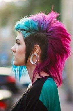 are people still having scene hair in 2015 best 25 short dyed hair ideas on pinterest dyed hair