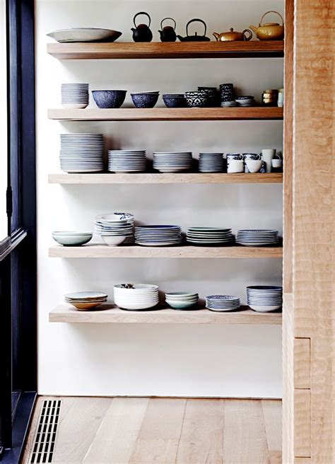 open kitchen shelving culture scribe tour a modern home with a comfortable feel mydomaine au