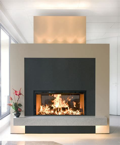 sided wood fireplace insert fires cork house of heat 1150dh