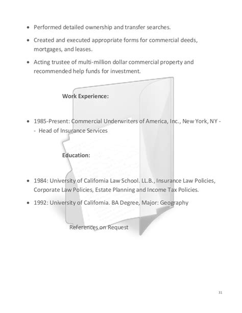 cover letter commercial law