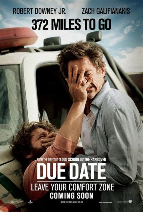 due date  poster    imp awards