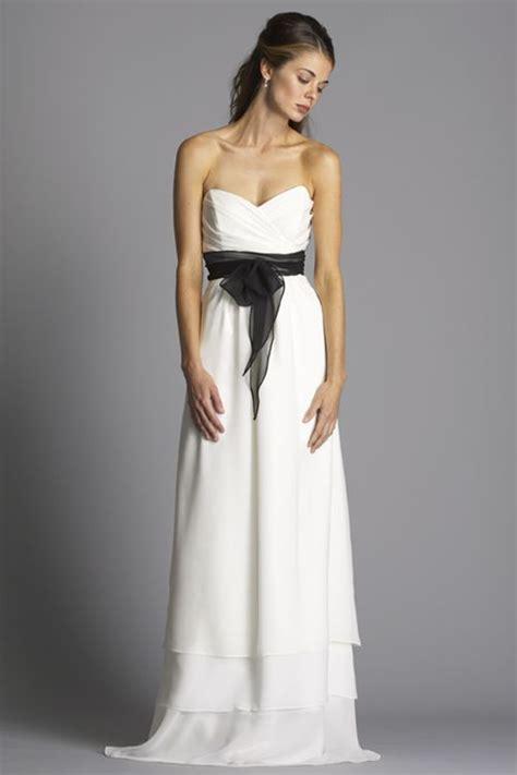 imagenes vestidos de novia por lo civil vestidos de novia sencillos largos para boda civil