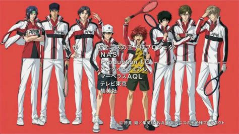 new prince of tennis new prince of tennis enjoy
