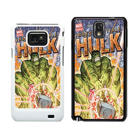 marvel comic book phone cover for samsung