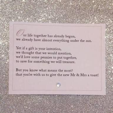 Wedding Registry Money For Honeymoon by Wedding Gift Card Honeymoon Donation Search