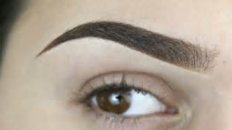 perfect brow tutorial updated brow routine youtube