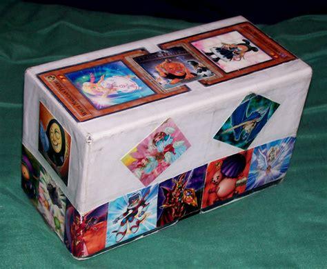 yugioh deck box my yugioh deck box by chibi22 on deviantart