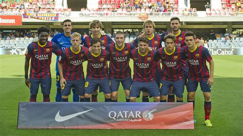 barcelona fc wikipedia indonesia ve fc barcelona b mitra kukar fc friendly game fc