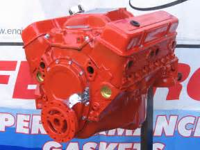chevy 283 280 hp hi performance balanced crate engine
