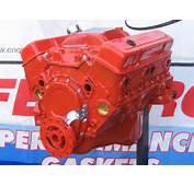 Chevy 283 280 HP Hi Performance Balanced Crate Engine