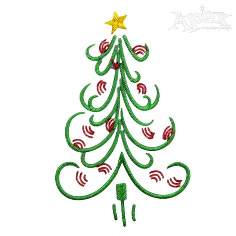christmas designs let s get lit christmas tree embroidery design