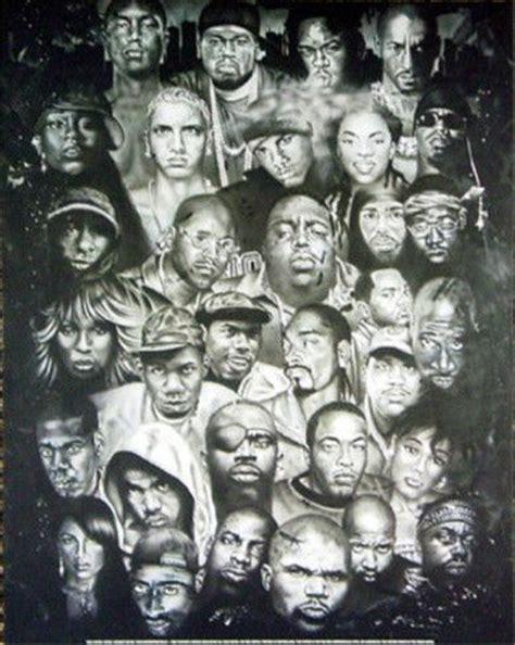 tupac wallpaper for bedroom rap gods rapper collage music poster print hamburg dj