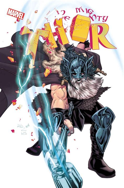 mighty thor vol 4 the war thor the unworthy thor issue 5 teases war thor marvel s third thor