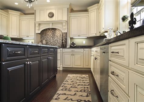 black glazed kitchen cabinets shiloh cabinets