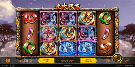 langkah bermain spadegaming tiger warrior slot mpo agen slot
