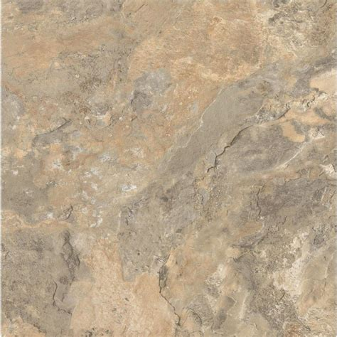 groutable vinyl tile armstrong ceraroma 16 in x 16 in cliffside beige groutable vinyl tile 24 89 sq ft
