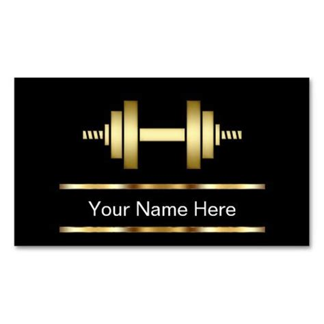 Fitness Instructor Business Card Templates by 17 Best Images About Fitness Trainer Business Cards On