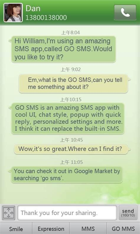 themes go sms pro doraemon go sms pro simple green theme android apps on google play