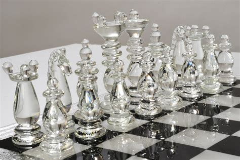 Glass Chess Boards by Glass Chess Boards 28 Images Quot Glass Chess Set Quot