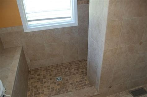 Doorless Shower Small Bathroom Doorless Showers For Small Bathrooms Studio Design
